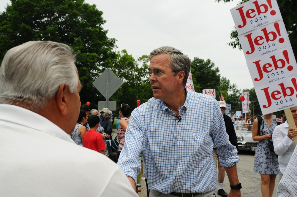 Jeb Bush: Out of Touch