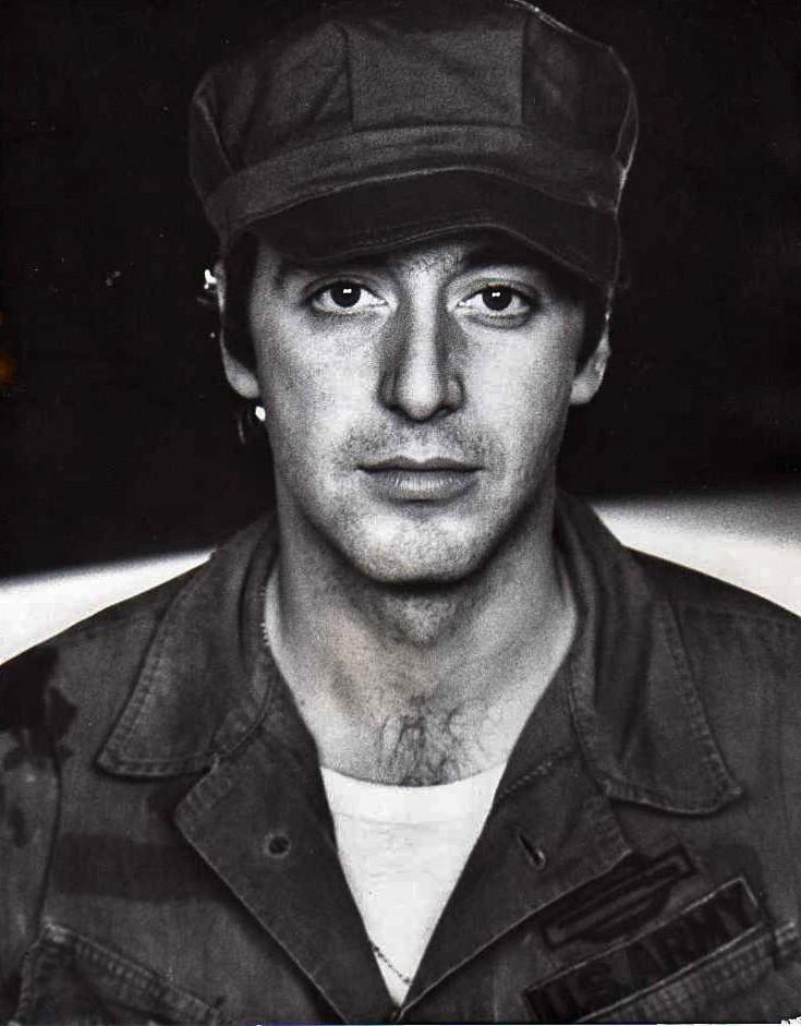 Al Pacino: A Real Draftsman