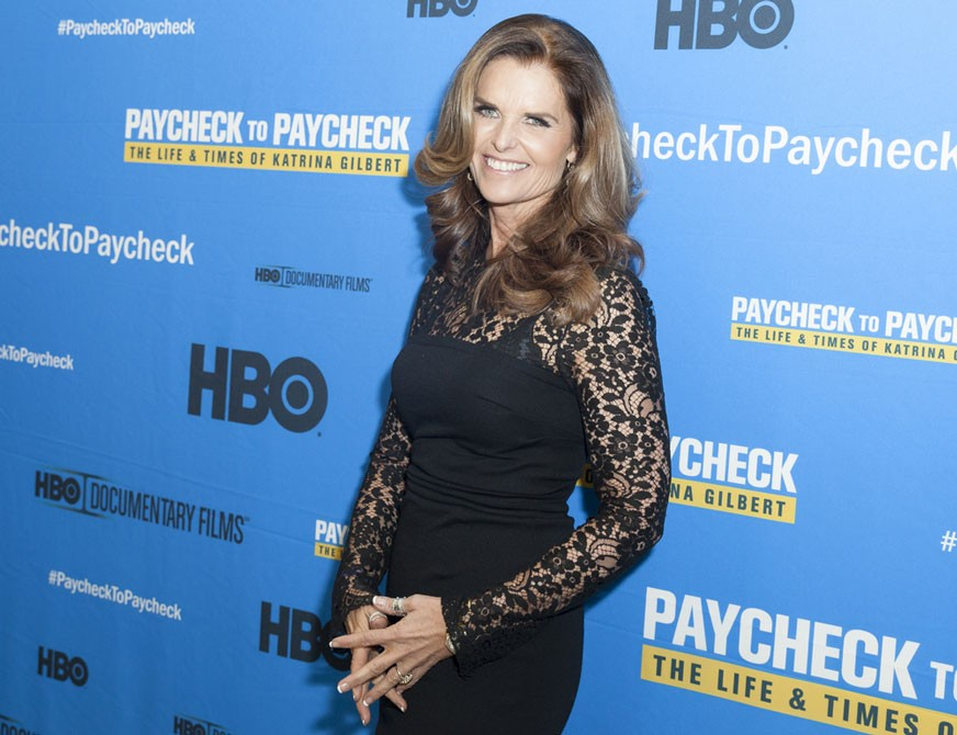 Maria Shriver: Champion of Solo Moms