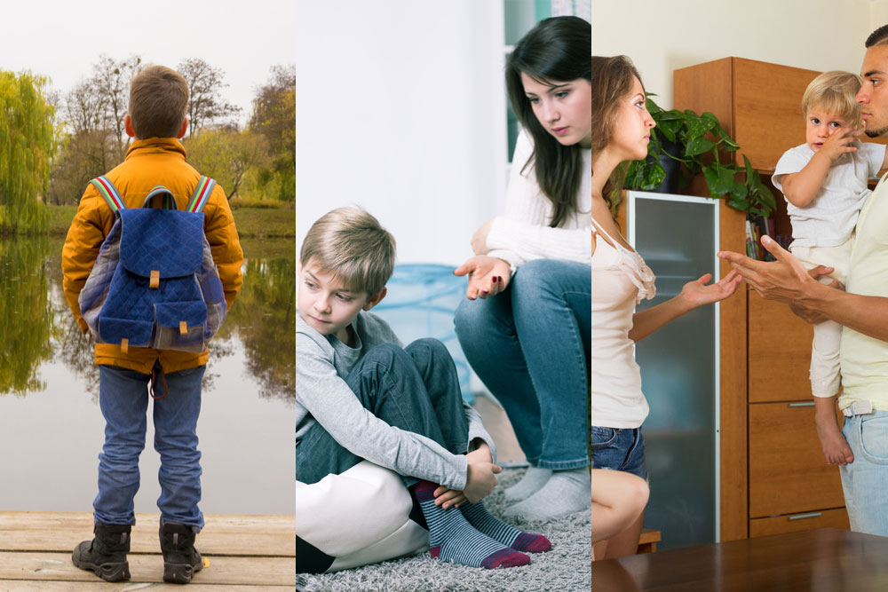Survival Guide to Helping Kids Through Divorce