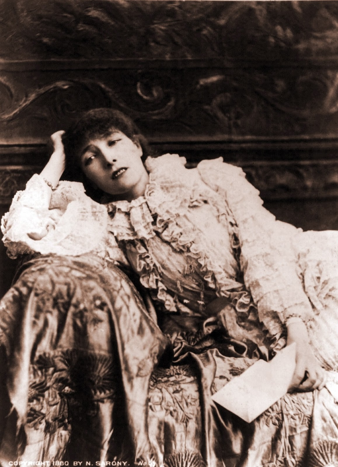 The Divine Sarah Bernhardt