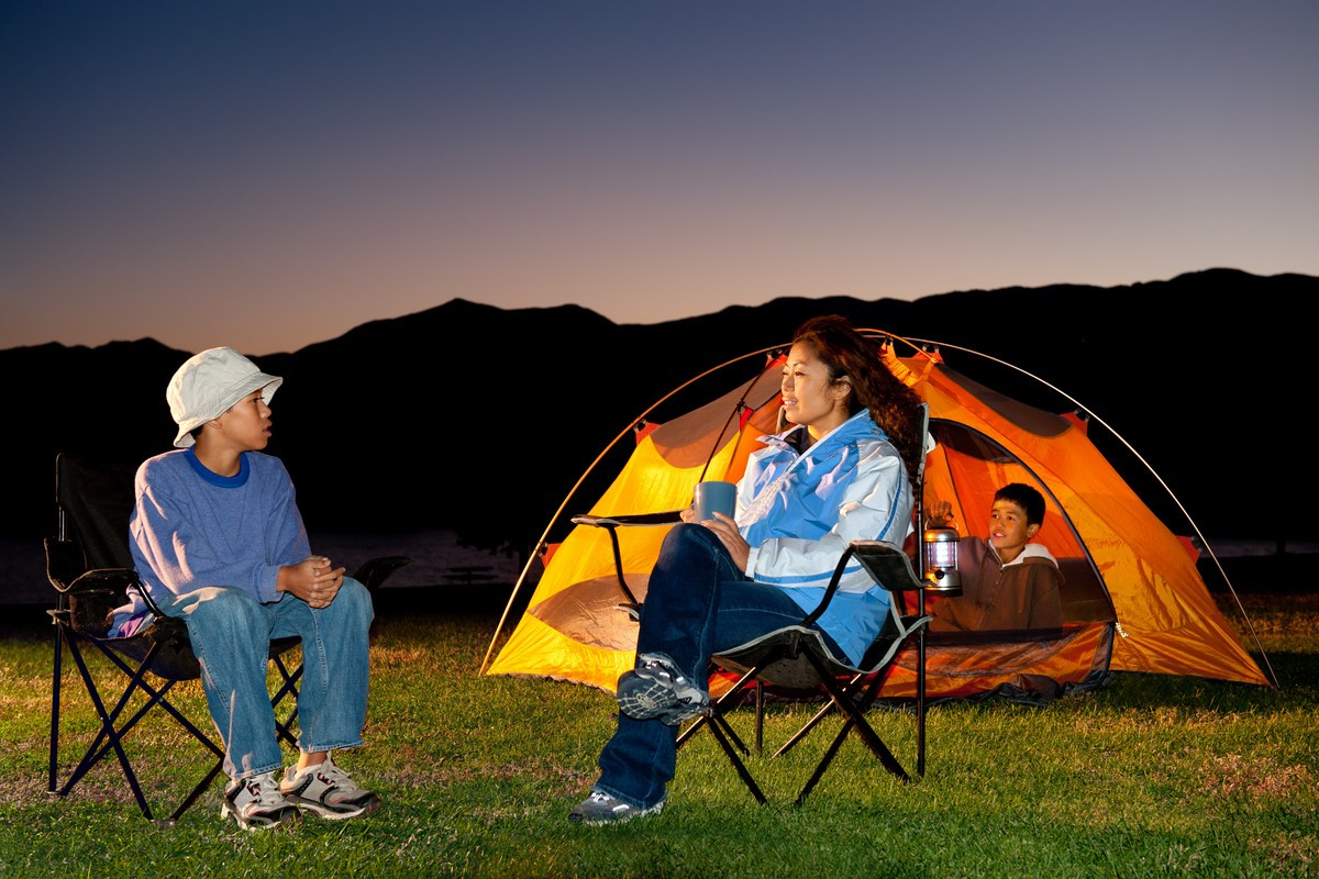 Conquer The Fear Of Camping