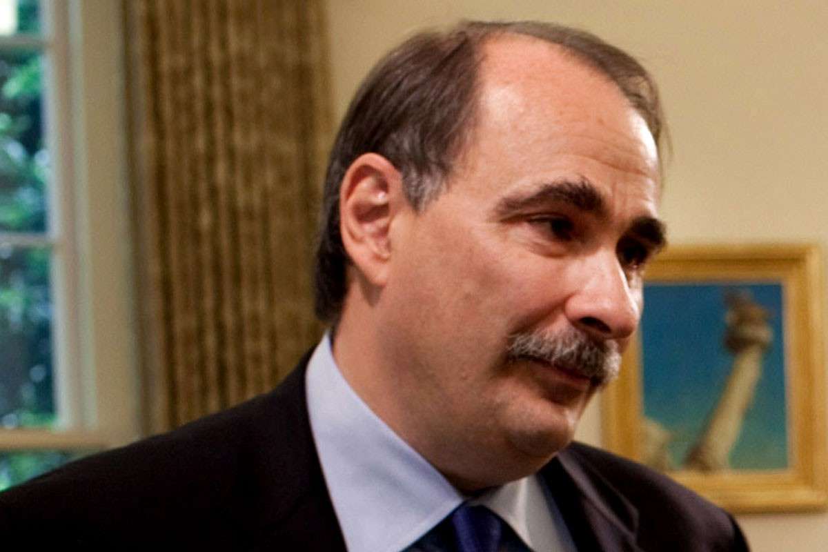 David Axelrod: Like Mother, Like Son