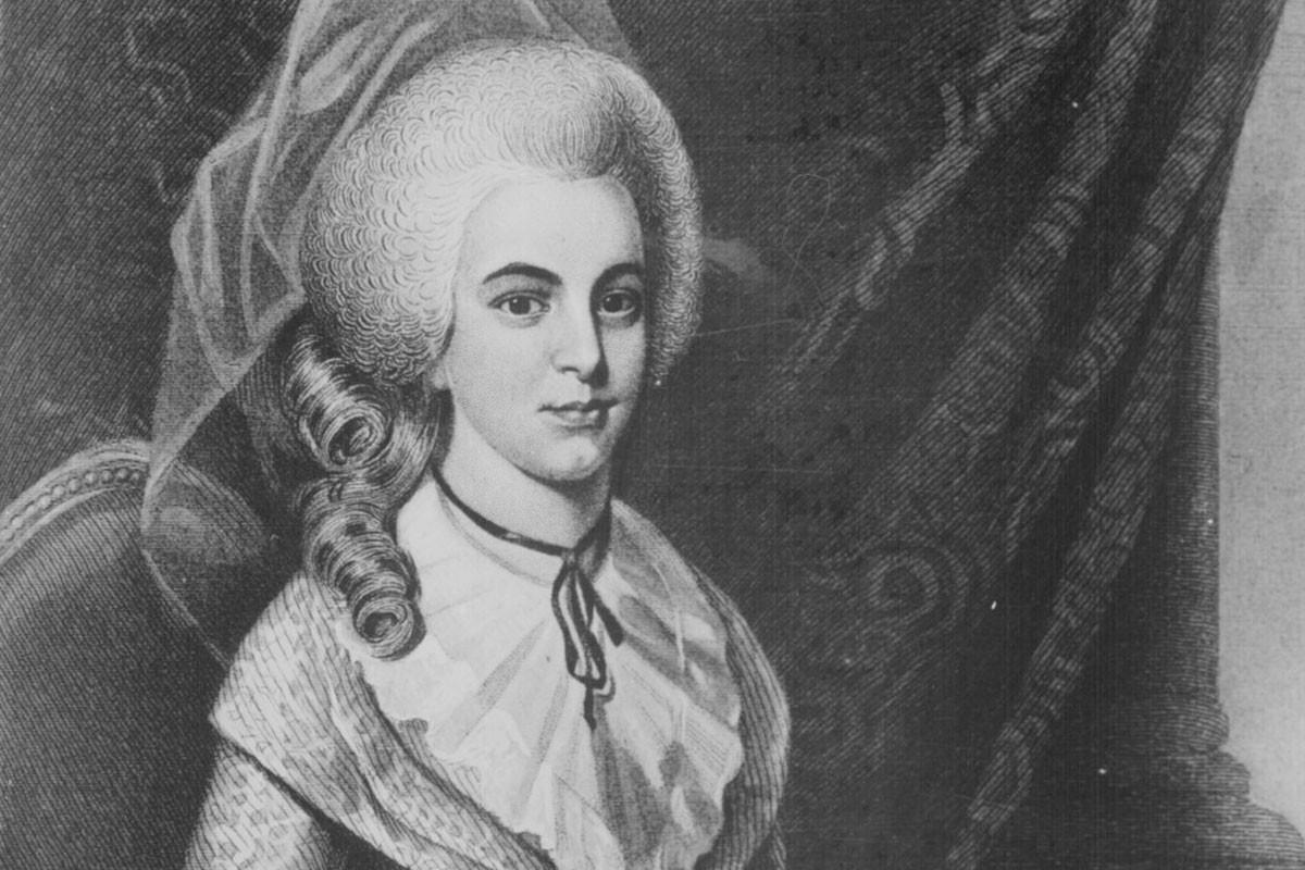 Elizabeth Schuyler Hamilton: Strong Spirit