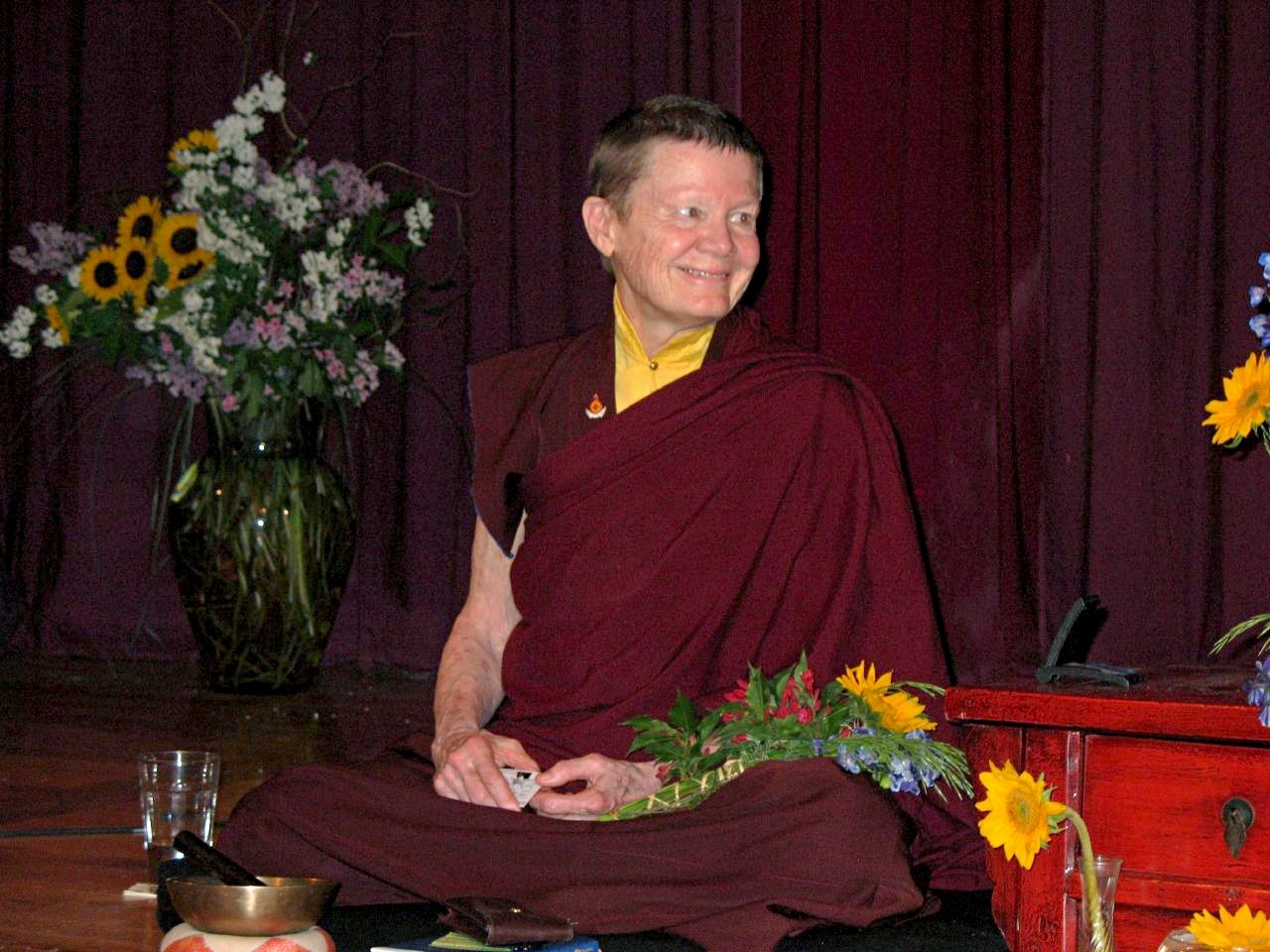 Pema Chödrön: Staying with a Broken Heart