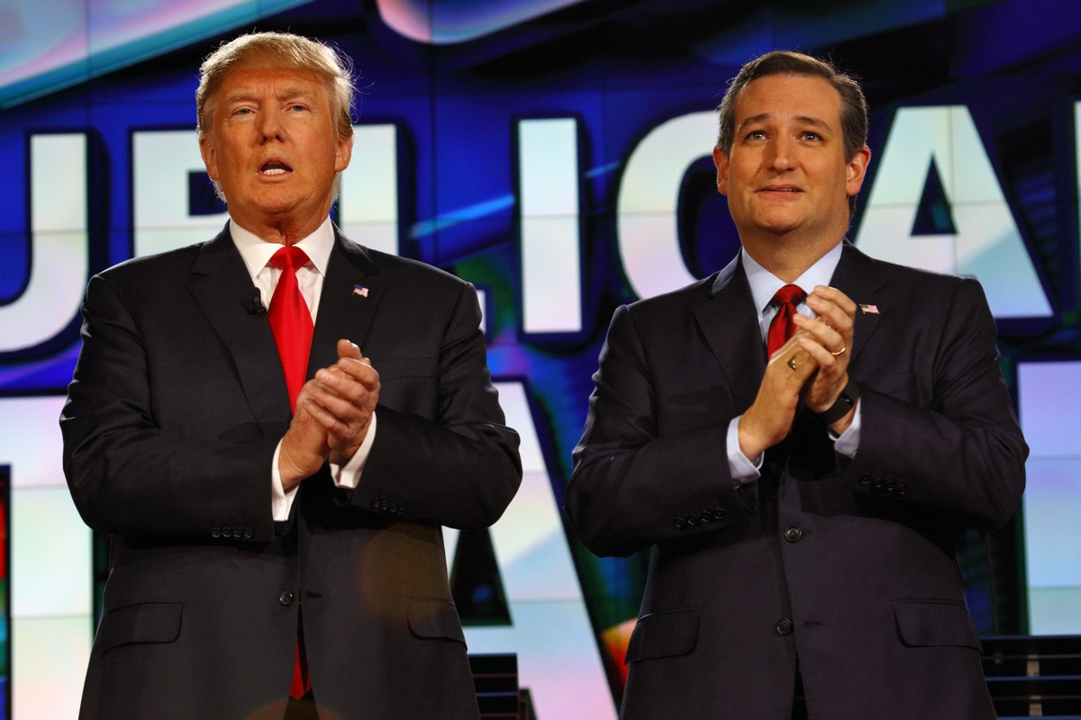 Time-Out for Cruz, Rubio, and Trump's Juvenile and Unpresidential Behavior