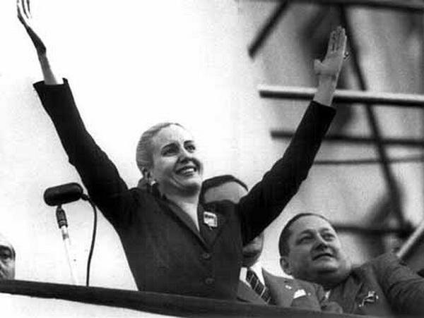 Eva Peron: Empathy For Those Who Suffer