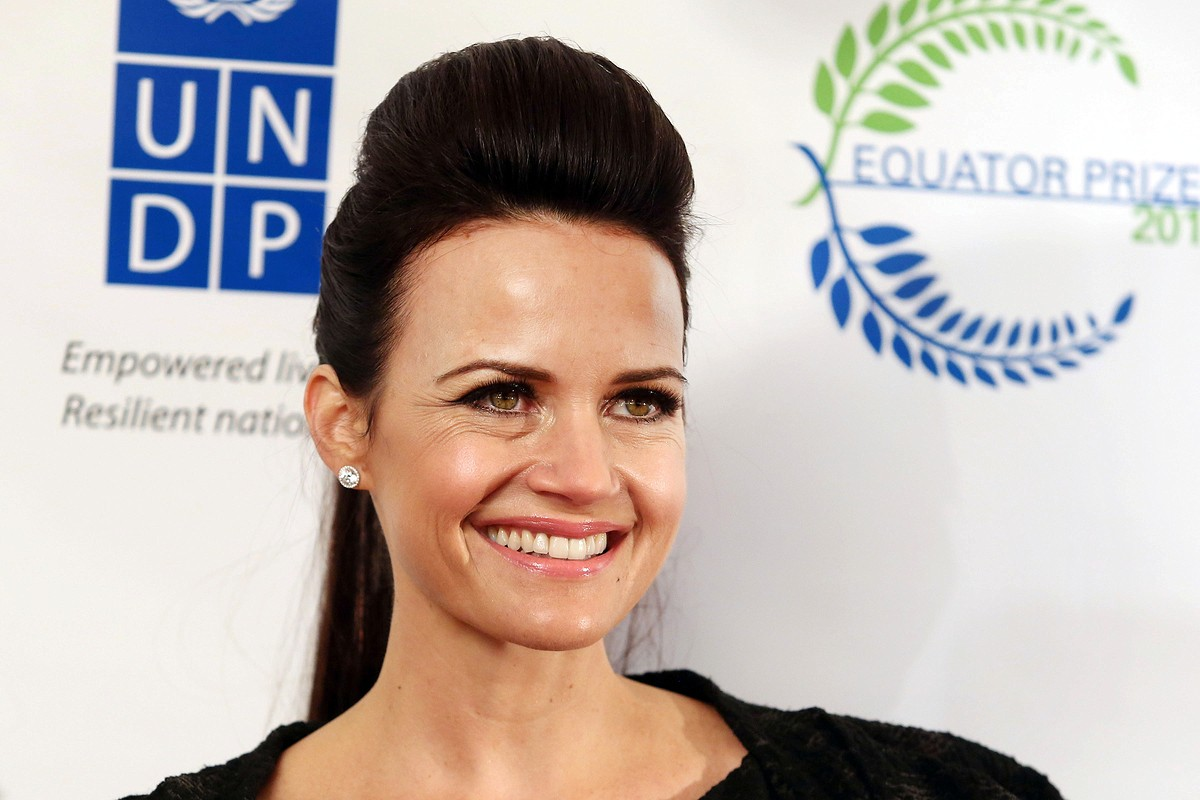 Carla Gugino: Two Childhoods
