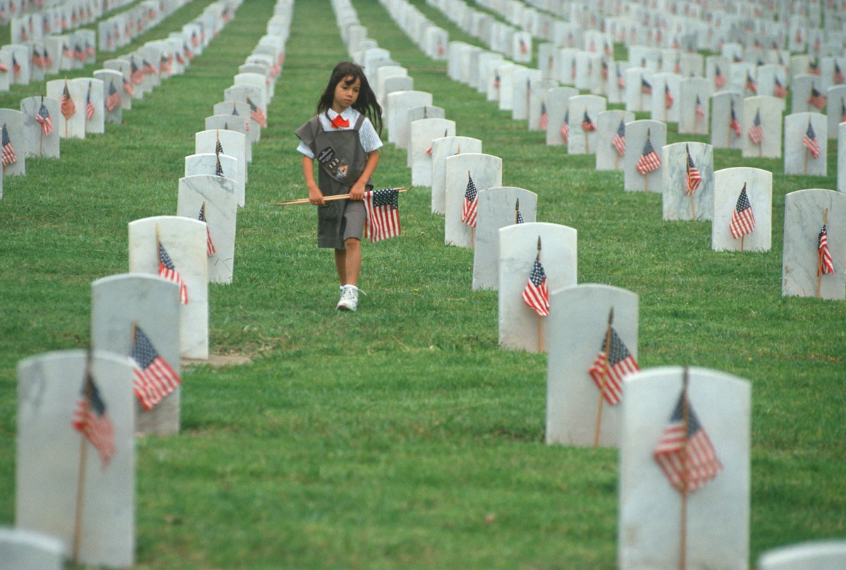 Should We Thank Military Kids?