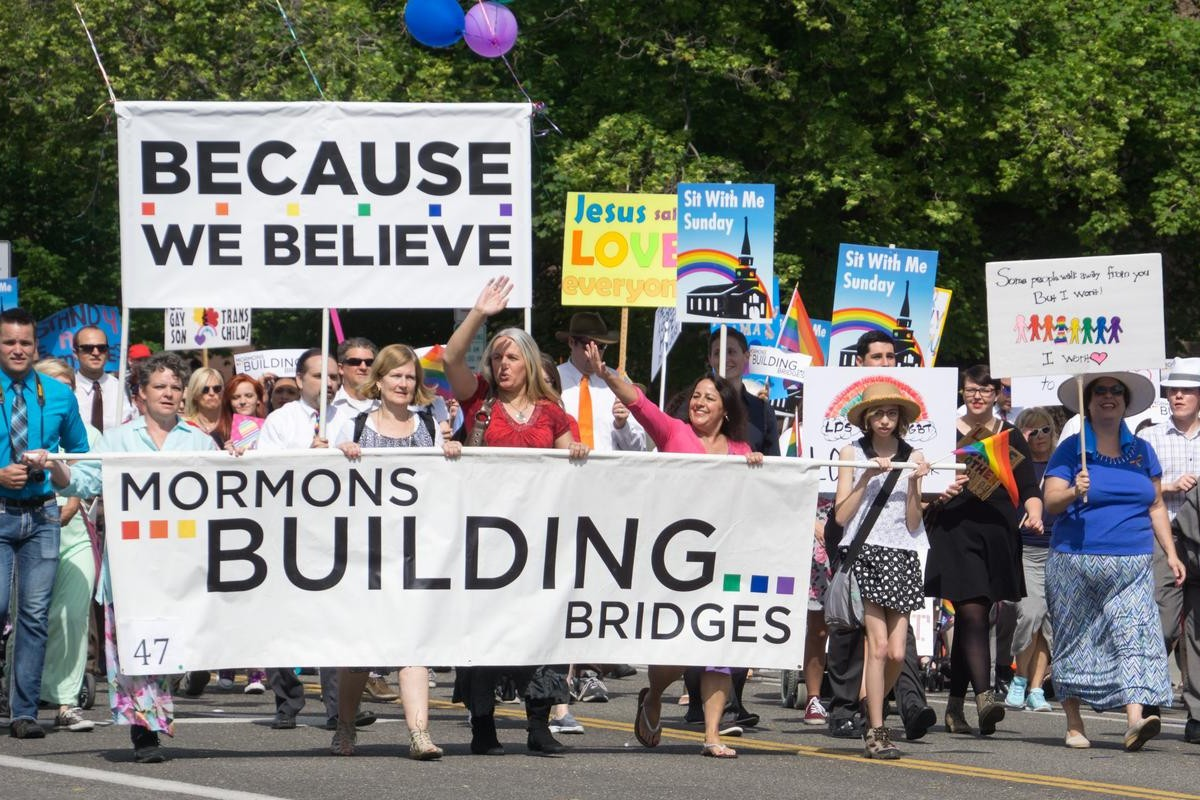 The Mormon Church Banned Same-Sex Parents and Their Children