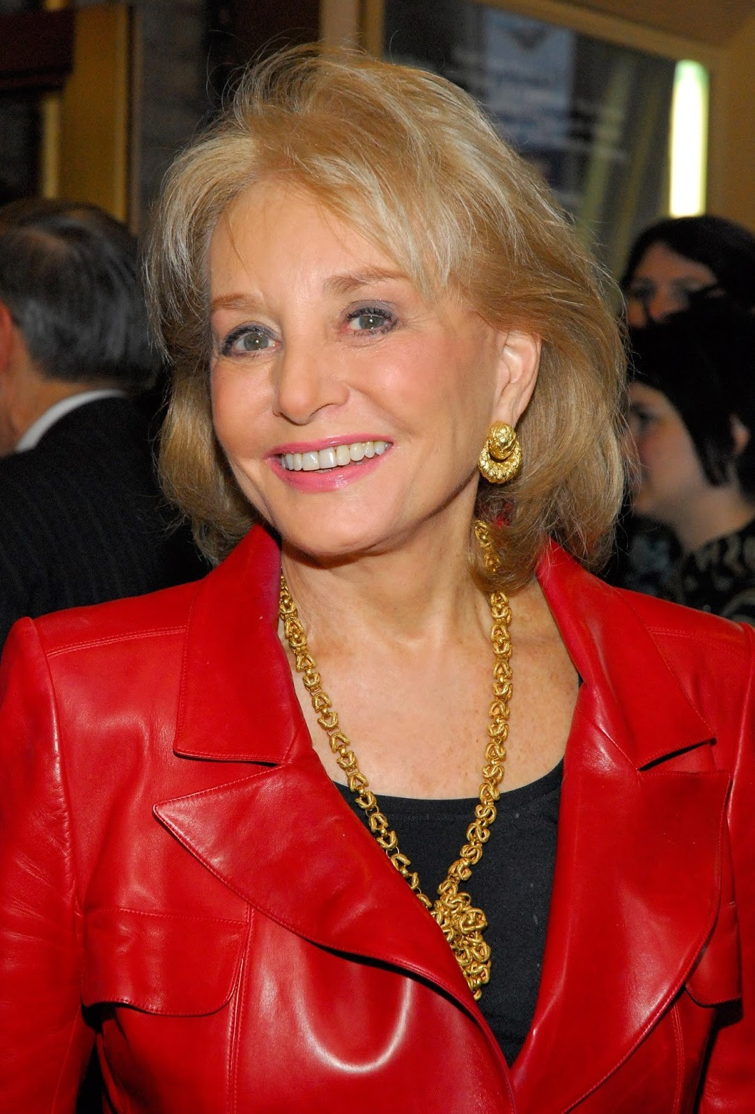 Barbara Walters and Her Daughter Appreciate Each Other's Quirks