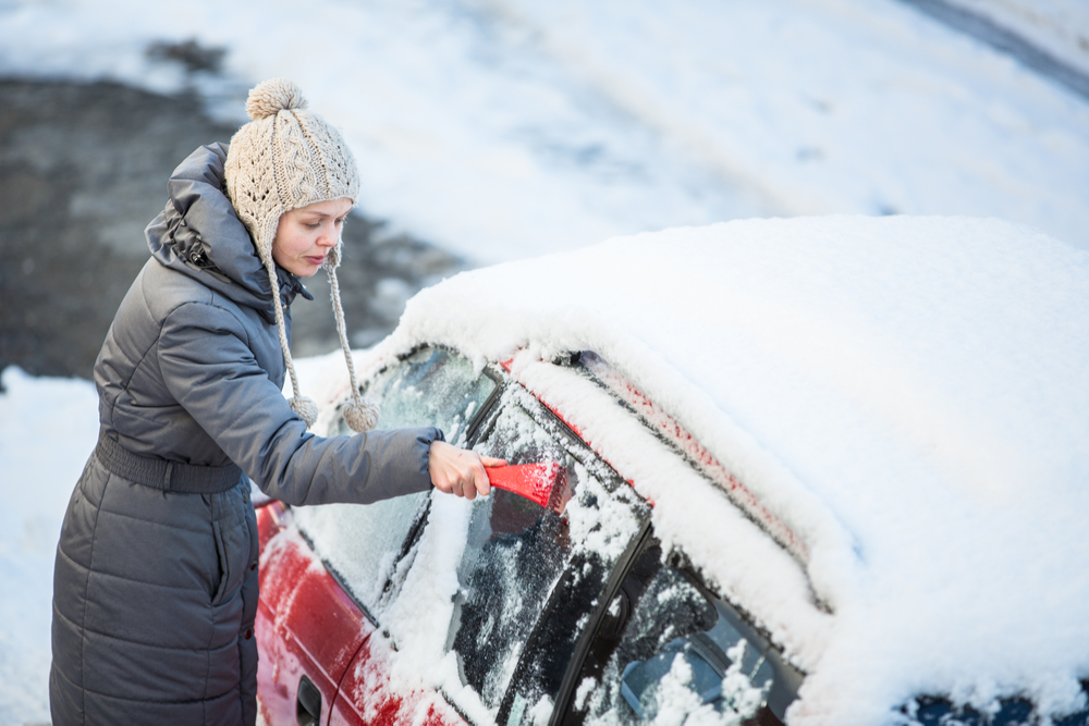 The Solo Mom's Quick Guide to Winter Weather Safety
