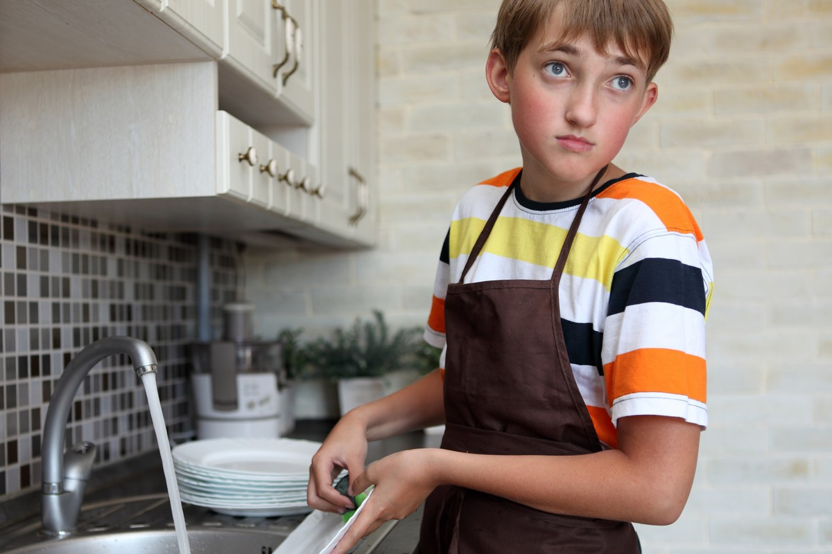 Should I Make My Child with Special Needs Do Chores?