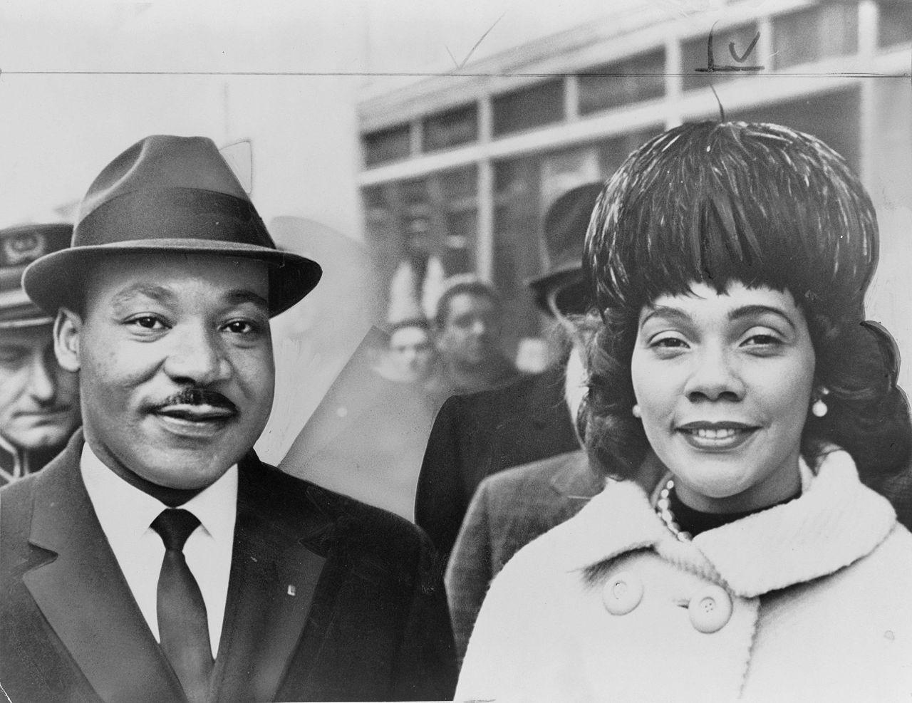 Coretta Scott King: Marching On as a Solo Mom