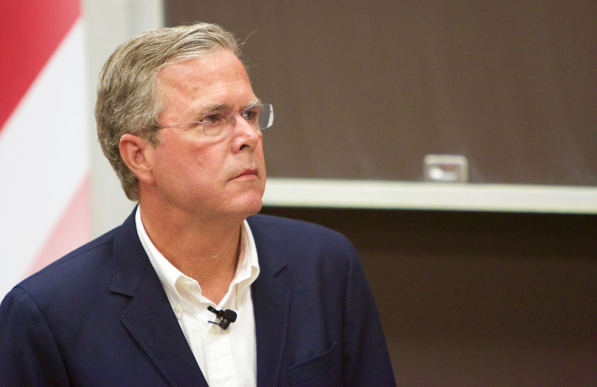 Jeb Bush Still Can