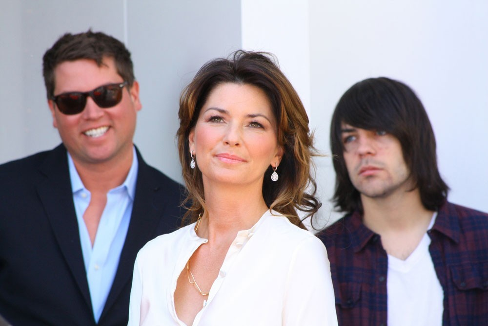 Shania Twain: Responsibility Kept Her Going