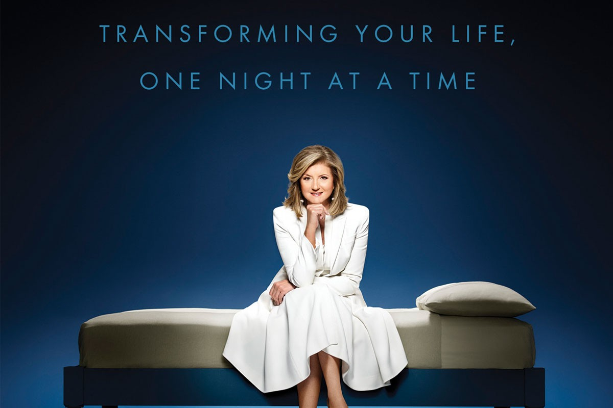 Sleep Evangelist Arianna Huffington Wants Solo Moms to Join the Sleep Revolution