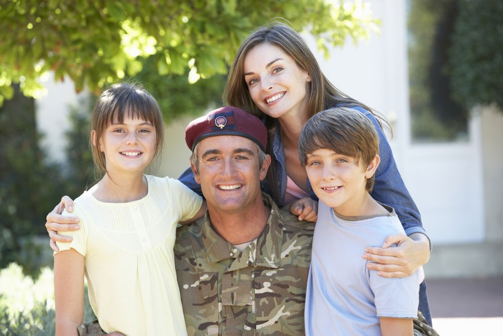 Are Military Moms Like Solo Moms?