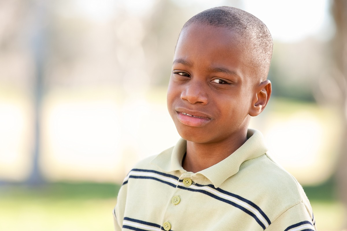 The Challenge of Talking to Black Children About What's Happening in the World
