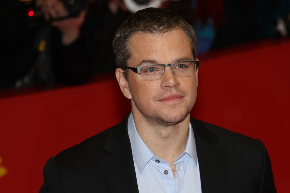 Matt Damon: Creativity and Roots