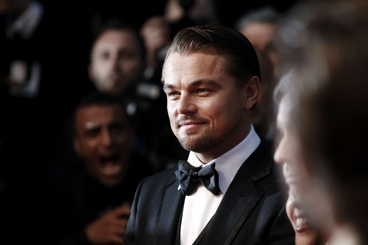 Leonardo DiCaprio: Giving Credit Where Credit Is Due