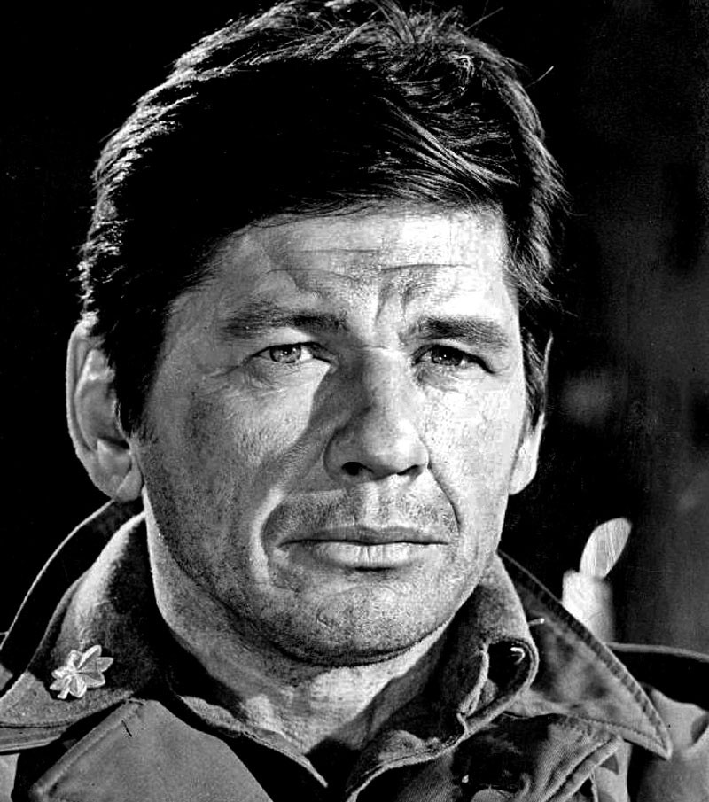 Charles Bronson: From the Coal Mines to the Silver Screen