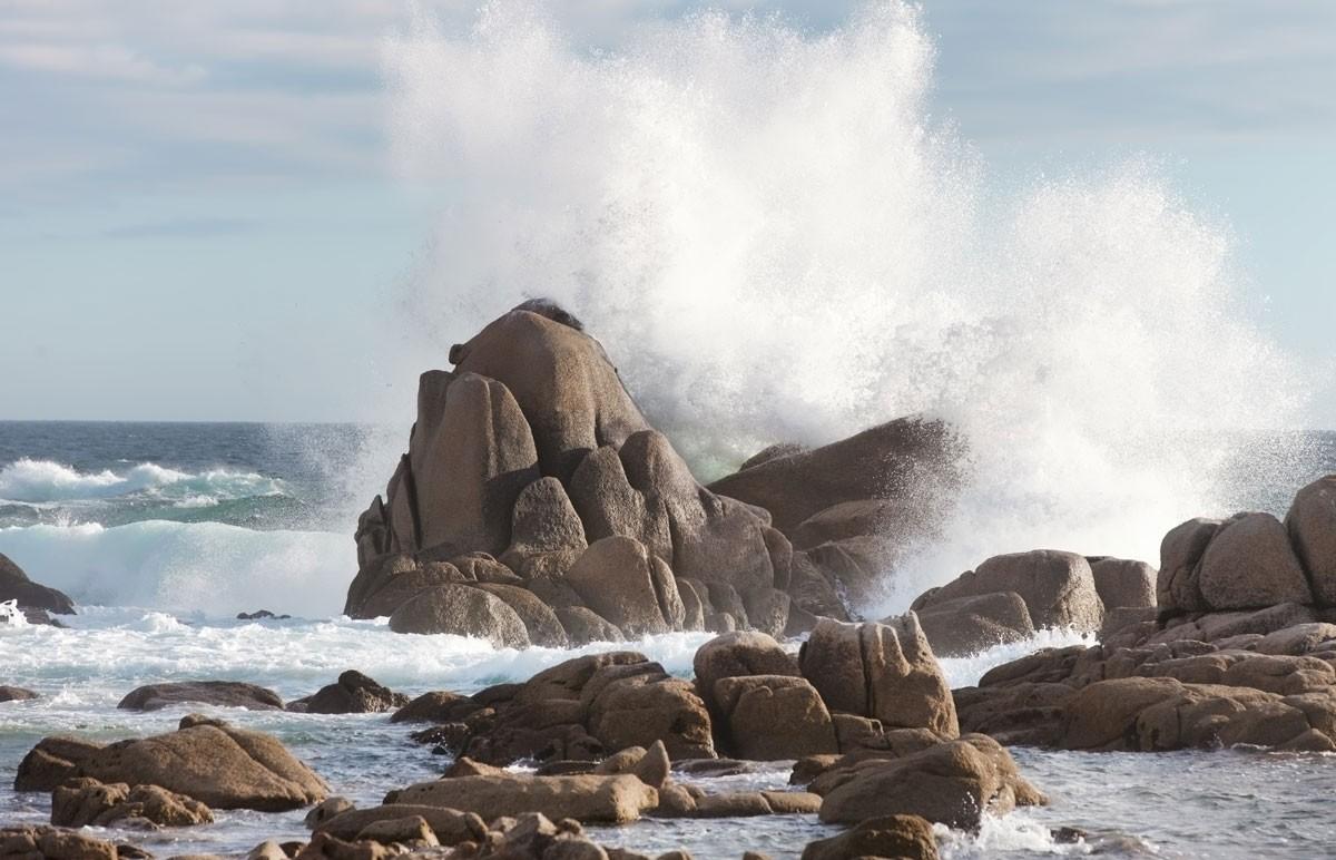 Weekend on the Rocks