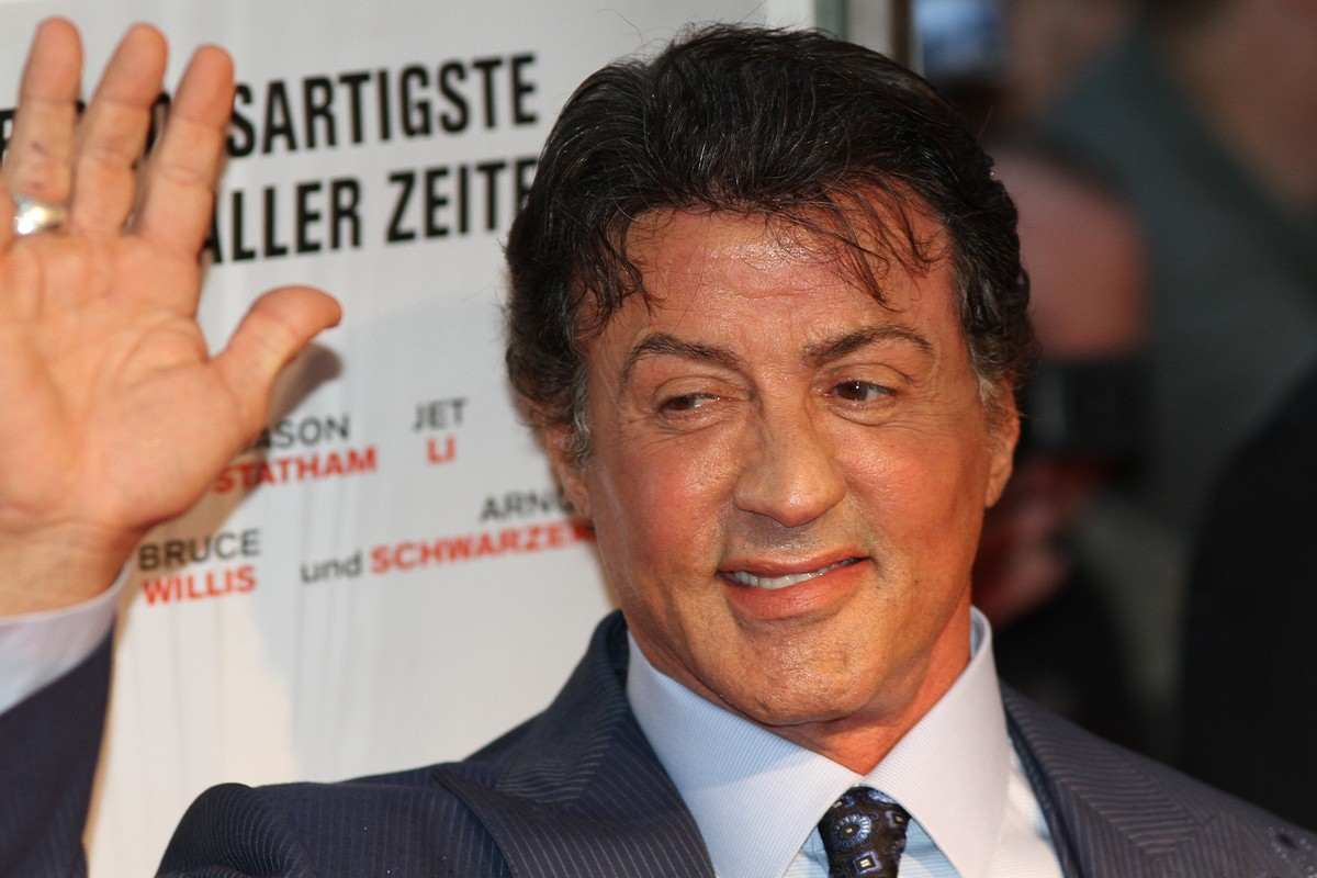 Sylvester Stallone: Ageless Movie Hero