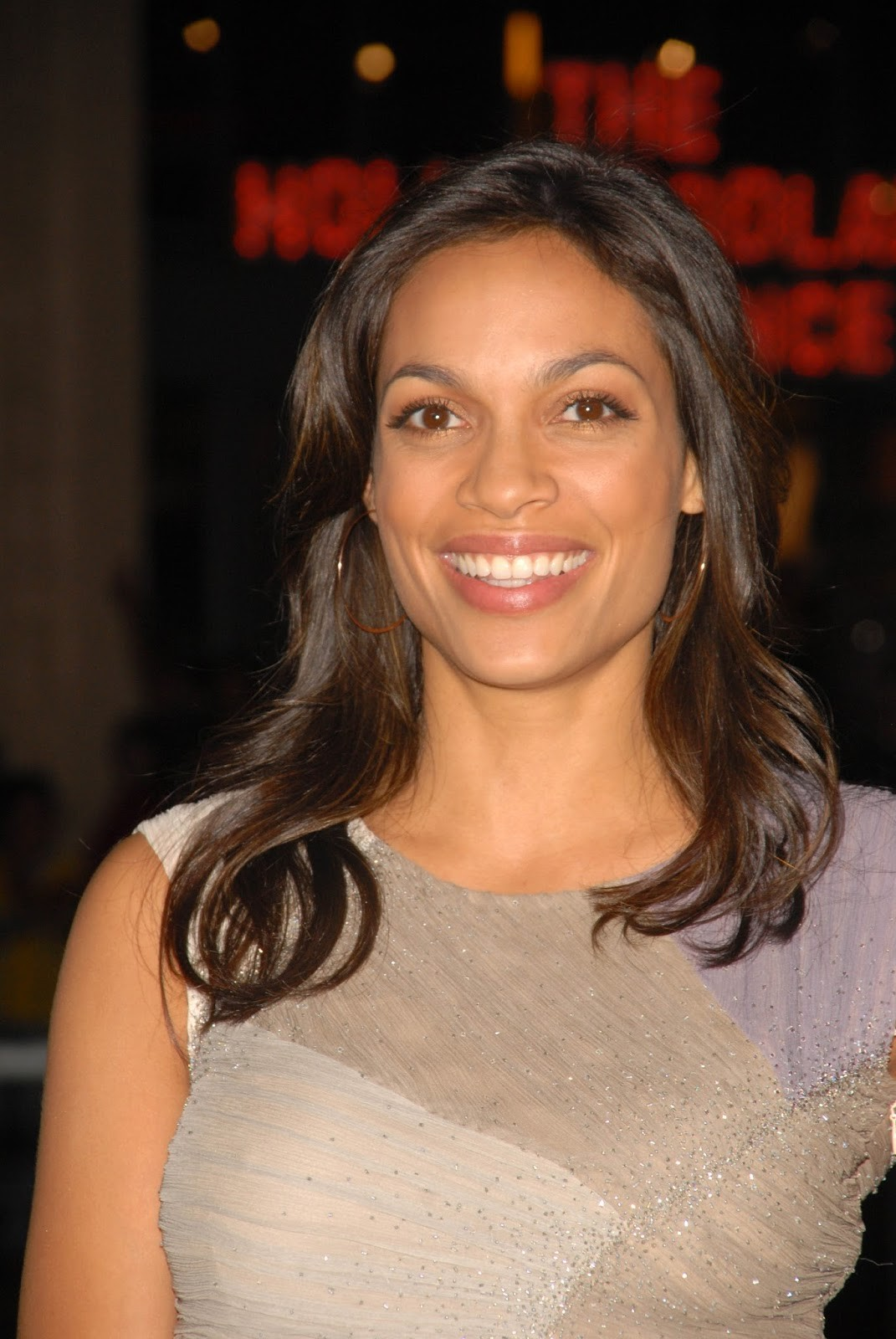 Rosario Dawson: An Amazing Mother