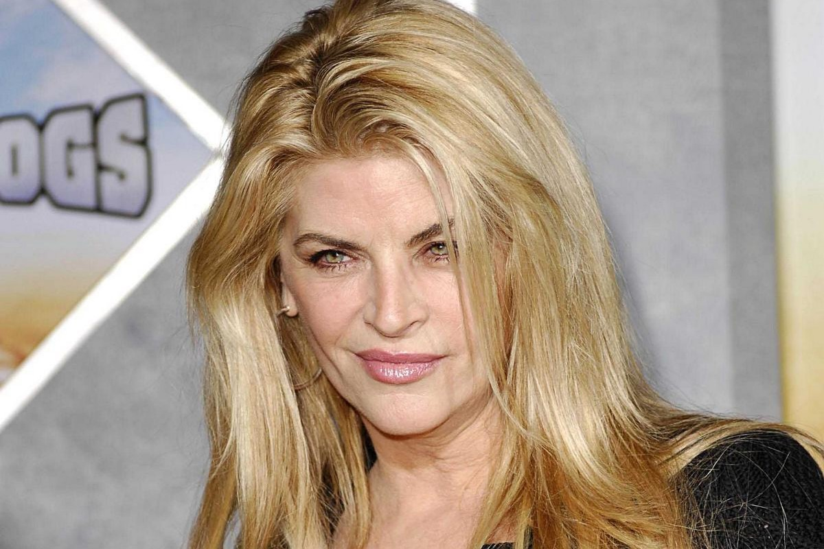 Kirstie Alley: Love Is Key