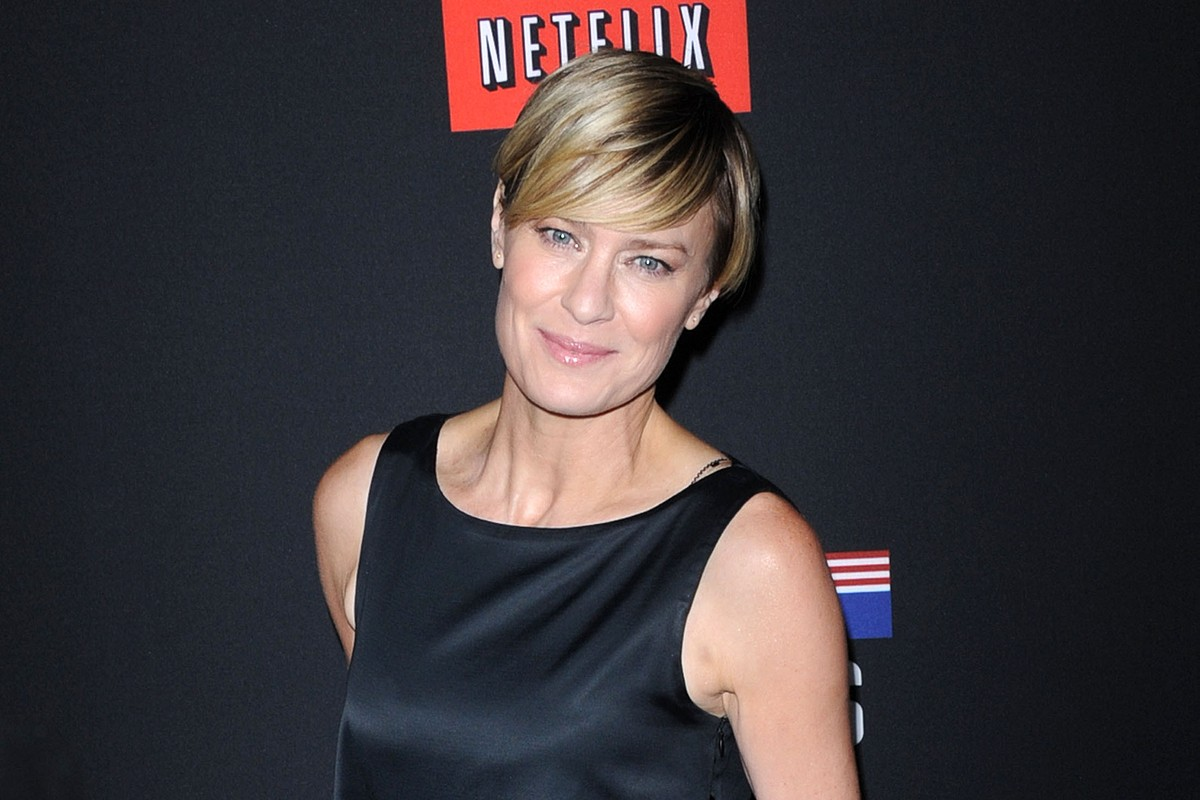 Robin Wright: Late Bloomer