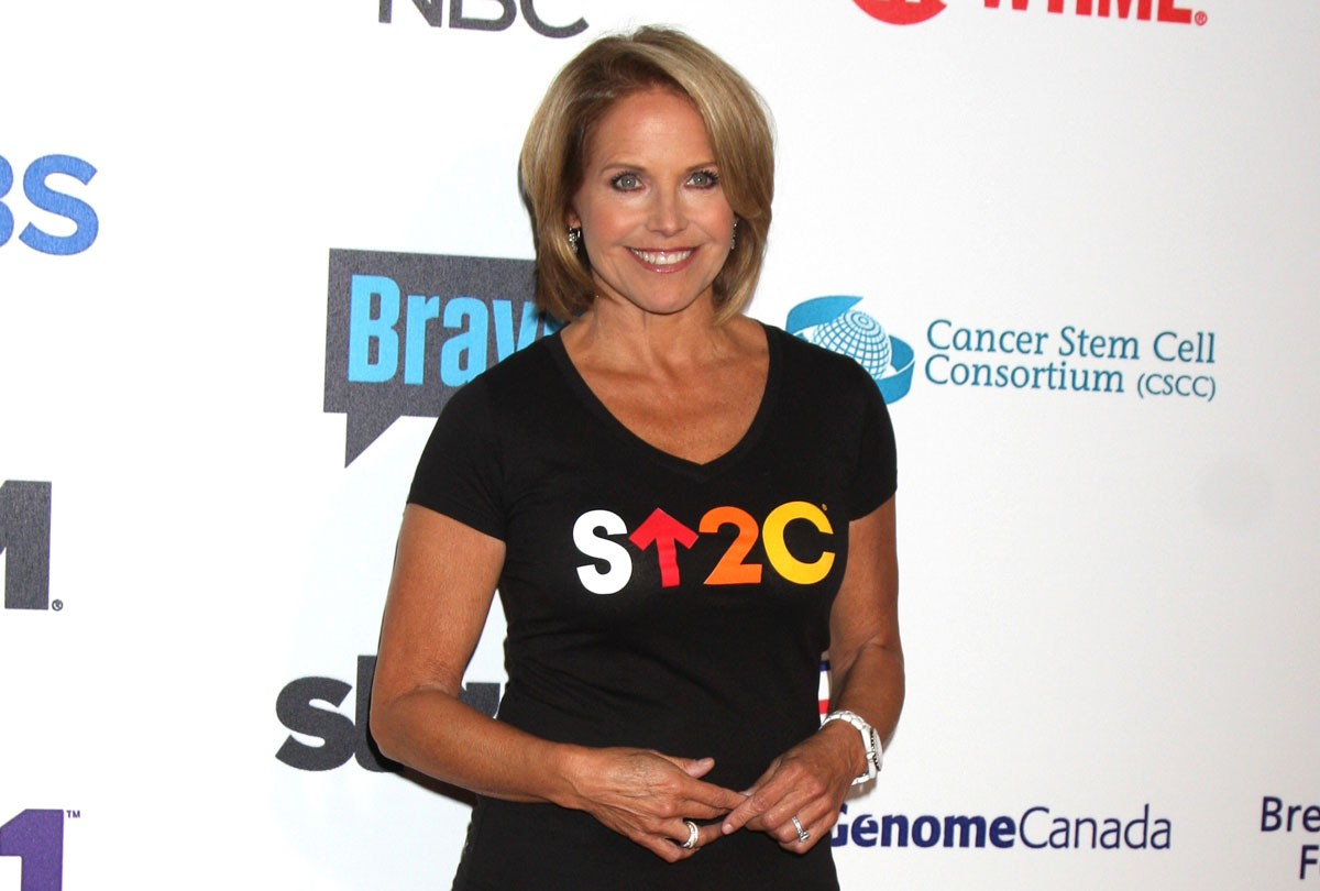 Katie Couric: Made of Resilient Stuff