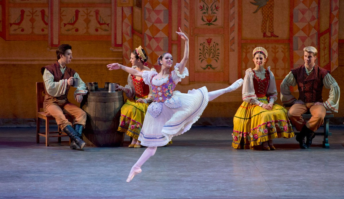 Misty Copeland: A Ballerina's Tale