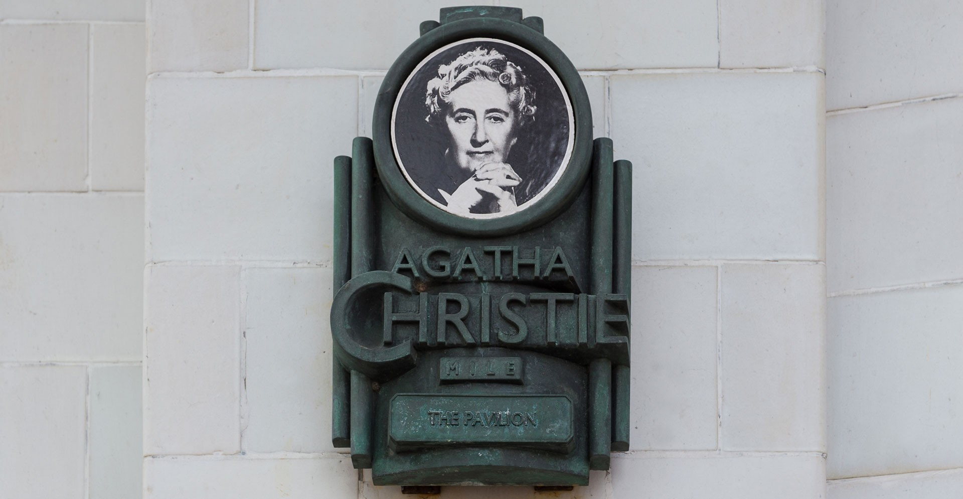 Agatha Christie: Finding a Way Forward