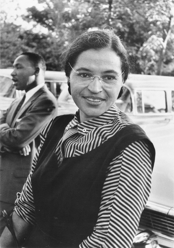 Rosa Parks: Freedom and Equality
