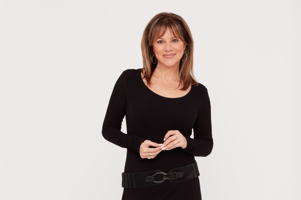 Nancy Lee Grahn: Two-Time Emmy Winner and Solo Mom by Choice