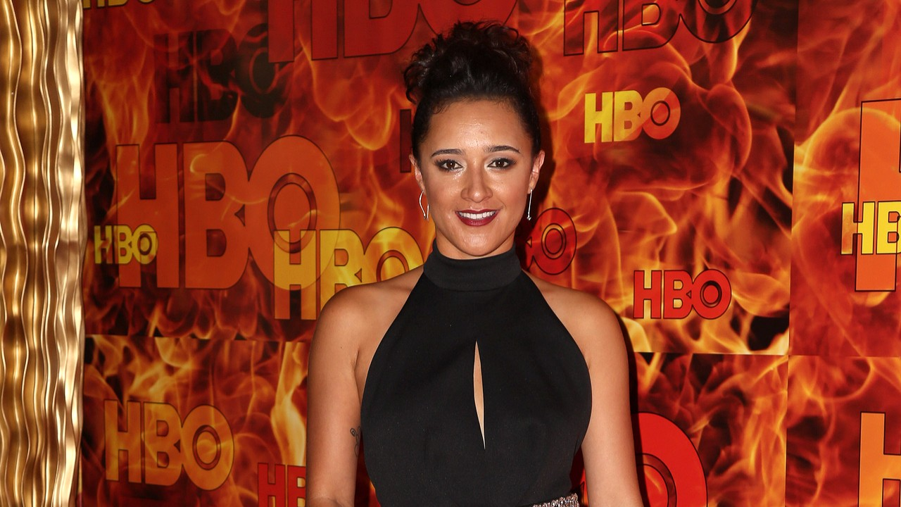 "Keisha Castle-Hughes: ""I Just Did the Best I Could"""