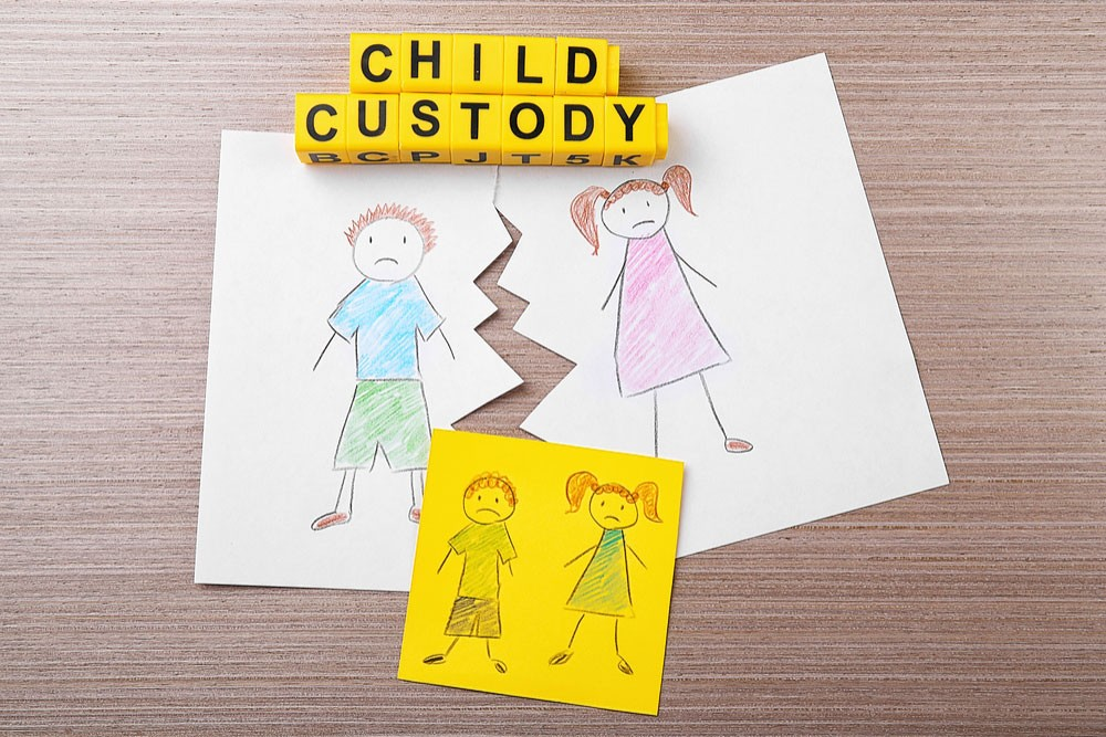 Entering a  Custody Battle?