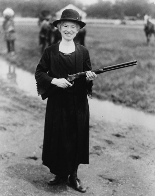 Annie Oakley: No Grudges, Just Good Clean Shots
