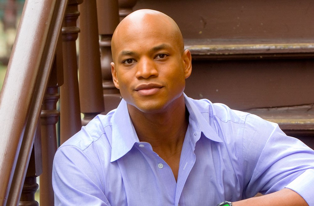 Wes Moore: Never Going to Give Up