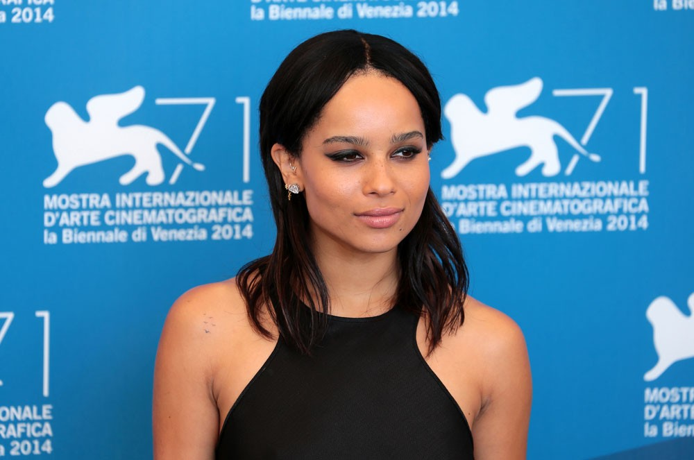 "Zoe Kravitz: ""She Doesn't Change for Anybody"""