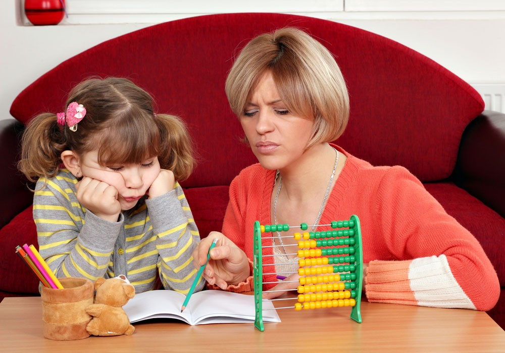 That Nagging Sensation: Homework and the Solo Mom