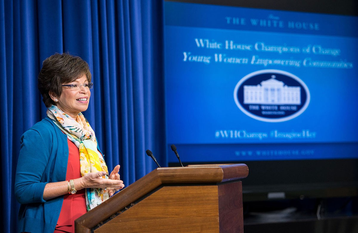 Valerie Jarrett: Best Job in the World