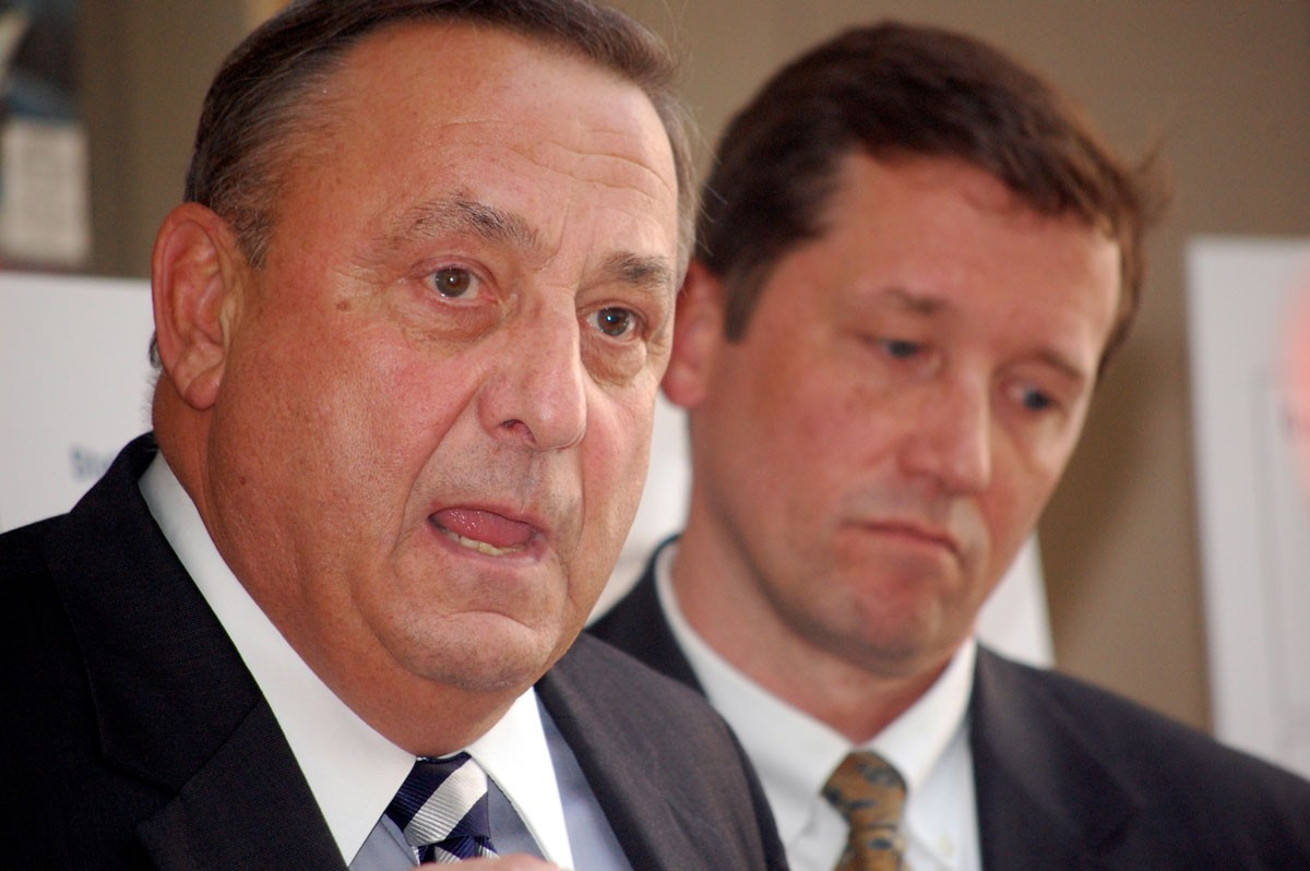 Governor Paul LePage: Ugly Insinuations