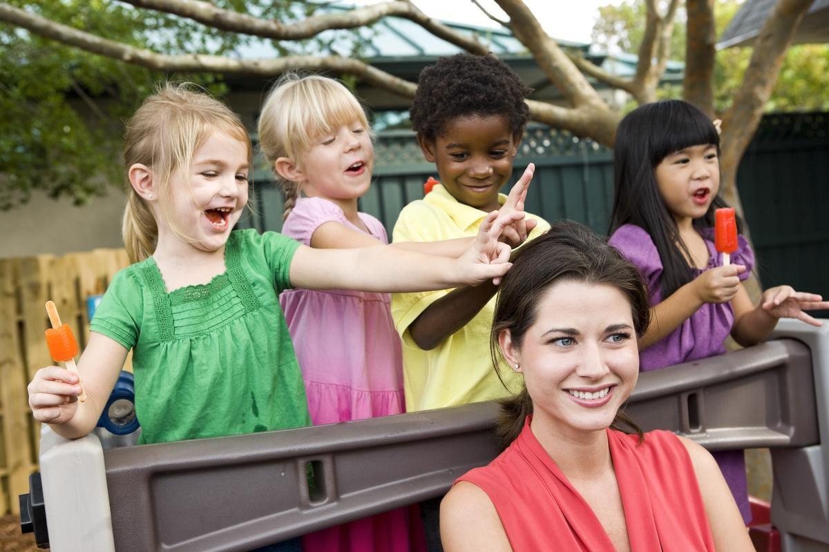 Child-Care Background Checks