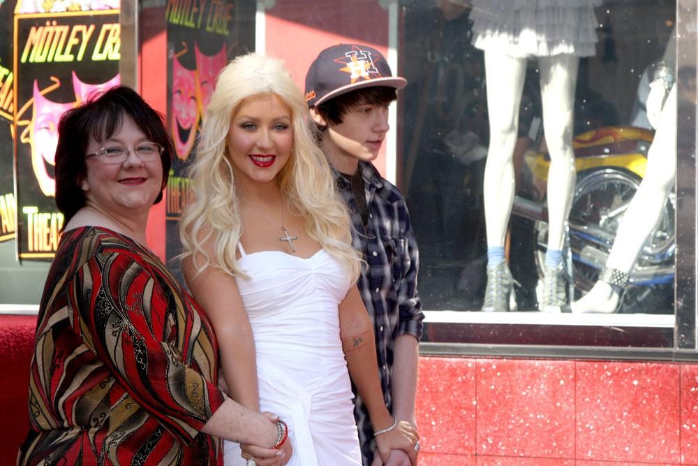 Christina Aguilera: Strength Beyond Superficiality
