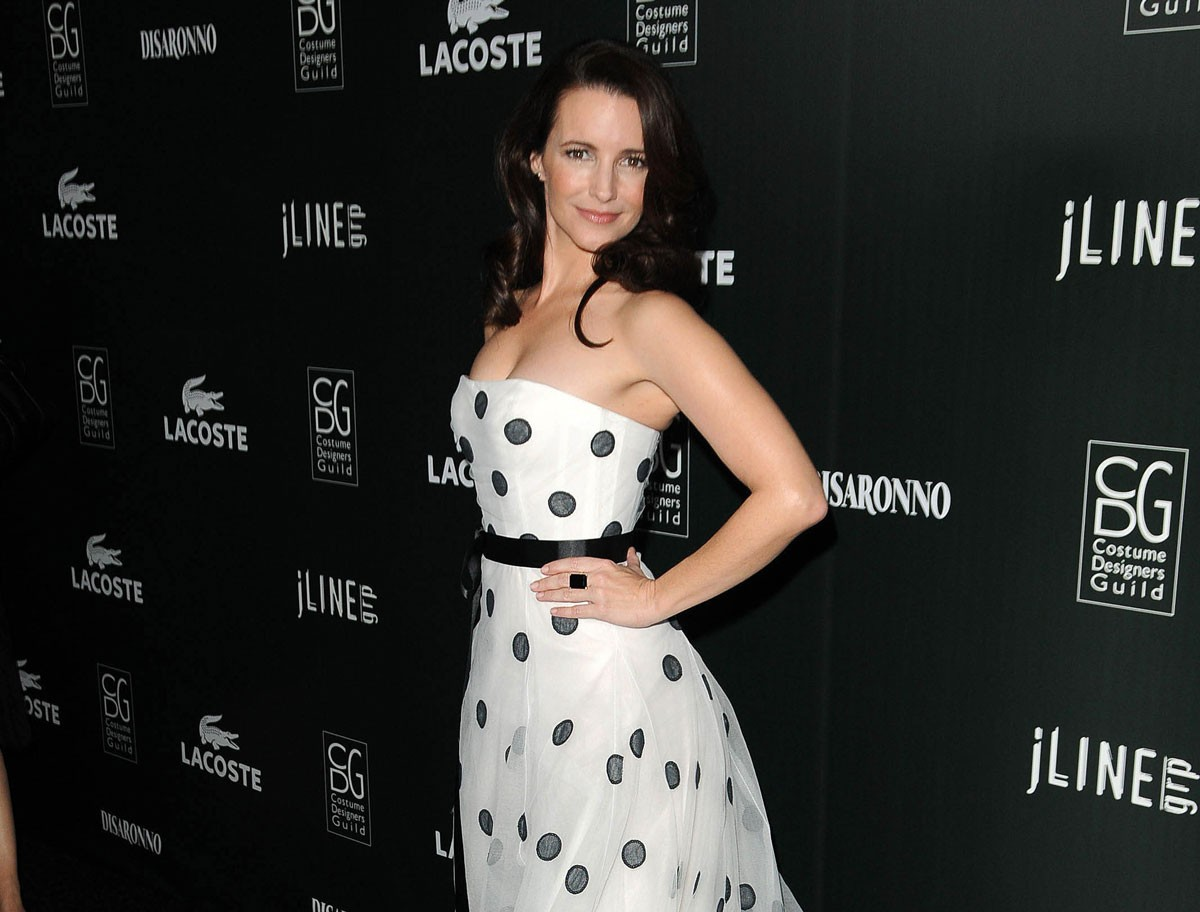 Kristin Davis: Balance and Books