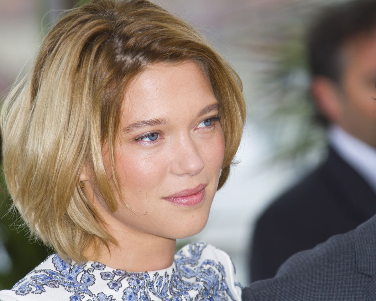 "Léa Seydoux: ""I Made Myself Strong"""