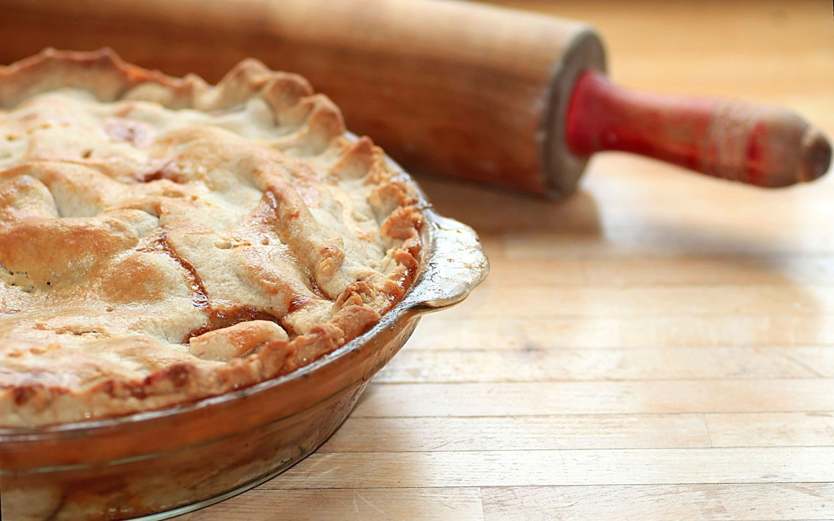 How to make pie