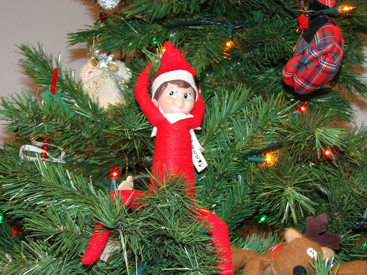 I Refuse to Have an Elf on My Shelf